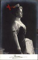 Großherzogin Hilda von Baden, Standportrait, Hilda von Nassau
