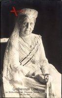 Großherzogin Luise von Baden, Hochzeitstag der Prinzessin Viktoria Luise