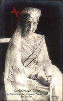 Großherzogin Luise von Baden, Hochzeitstag der Prinzessin Victoria Luise