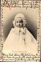 Prinzessin Margarethe, Tochter des Prinzen Friedrich August