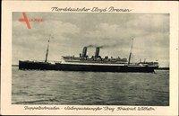 Dampfschiff Prinz Friedrich Wilhelm, Norddeutscher Lloyd Bremen