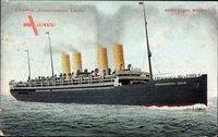 Schnelldampfer Kronprinzessin Cecilie, Norddeutscher Lloyd Bremen