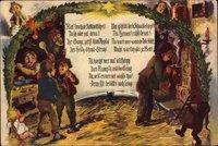 Frohe Weihnachten, Dr Weihnachtsheiligohmd, Erzgebirge, Engel