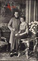 Herzog Ernst August von Braunschweig Lüneburg, Victoria Luise