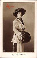 Sophie Charlotte von Oldenburg, Ehefrau Eitel Friedrich von Preußen, NPG 4774
