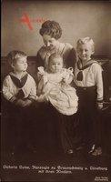Prinzessin Victoria Luise von Preußen, Herzogin zu Braunschweig, Kinder