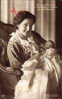 Prinzessin Victoria Luise von Preußen, Herzogin von Braunschweig, Erbprinz