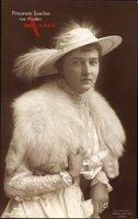 Prinzessin Marie Auguste von Anhalt, Ehefrau Prinz Joachim von Preußen