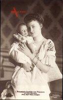 Prinzessin Marie Auguste von Anhalt, Prinz Joachim von Preußen, Sohn