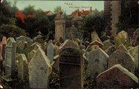 Judaika Praha Prag, Alter israelischer Friedhof, Grabsteine