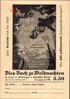 Bestellschein für Der große Zukunftskrieg - Keine Phantasie von Oberst a.D. Immanuel von 1932