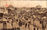 Wembley London, British Empire Exhibition 1924, Amusement Park
