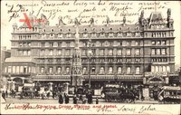 London City, Charing Cross Station and Hotel