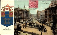 Wappen Westminster London City, Traffic, Streets