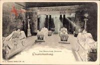 Berlin Charlottenburg, Innenansicht des Mausoleums