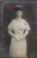 Alexandra von Hannover und Cumberland, Portrait