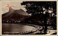 Rio de Janeiro Brasilien, Botafogo e Corcovado