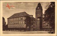 Berlin Zehlendorf, Oberrealschule und Reformrealgymnasium, Südseite
