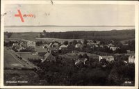 Koserow an der Ostsee, Blick auf den Ort und die Umgebung