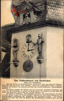 Benfelden Elsaß Bas Rhin, Der Stubenhansel, Haus der Ratsstube