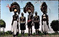 LAfrique en couleurs, Danseurs Coniaguis, Einheimische Tänzer