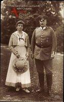 Eitel Friedrich Prinz von Preussen, Sophie Charlotte von Oldenburg
