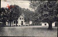 Glücksburg an der Ostsee, Gasthaus Holnis, Bes. W. Andresen