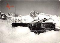 St. Moritz Kt. Graubünden Schweiz, Corviglia Ski Club, Clubhouse
