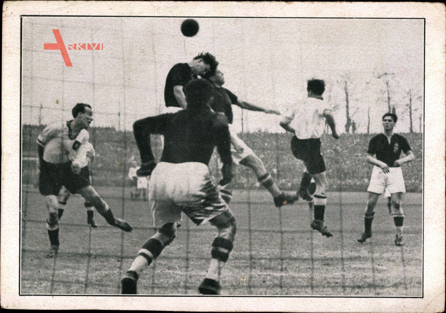 Deutsche Nationalmannschaft, Ungarn, 1941 in Köln, Kopfball, Hahnemann, Schön