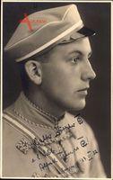 Studentika  Walter Böttcher, Portrait, Uniform, Mütze, Student
