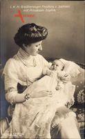 Großherzogin Feodora von Sachsen Meiningen, Prinzessin Sophie