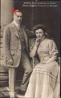Großherzog Wilhelm Ernst von Sachsen Weimar Eisenach, Feodora
