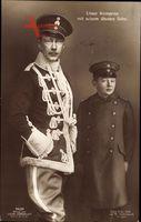 Kronprinz Wilhelm von Preussen, Ältester Sohn, Liersch 7437