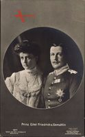 Passepartout Eitel Friedrich Prinz von Preussen, Sophie Charlotte v Oldenburg