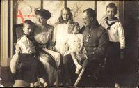Großherzog Carl Eduard von Sachsen Coburg Gotha, Viktoria Adelheid