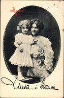Prinzessin Luise von Österreich Toskana, Tochter Monica Pia