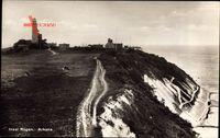 Arkona Putgarten Insel Rügen in der Ostsee, Leuchtturm, Küste
