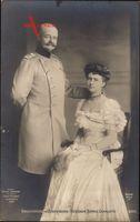 Großherzog von Oldenburg, Herzogin Sophie Charlotte, RPH 5293