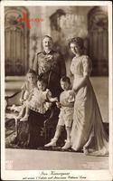Kaiser Wilhelm II., Kaiserin, Viktoria Luise, Enkel