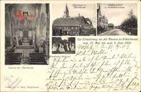 Wittichenau Sachsen, Pfarrhaus, Adalbert Stift, Wendische Hochzeit