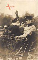Herzog Ernst August von Braunschweig Lüneburg, Viktoria Luise, Kutsche