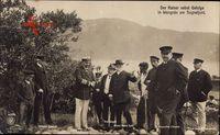 Kaiser Wilhelm II., Wangnäs am Sognefjord, NPG 4034, Norwegen