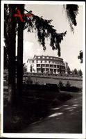 Teplice Teplitz Schönau Reg. Aussig, Blick auf Kurhaus Praha, Sanatorium