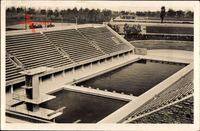 Berlin Charlottenburg, Reichssportfeld, Das Schwimmstadion