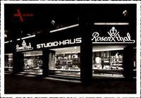 Berlin Wilmersdorf, Rosenthal Porzellan AG, Studio Haus, Kurfürstendamm 226