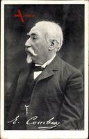 Emile Combes, französischer Politiker und von 1902 bis 1905 Premierminister