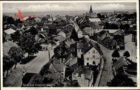 Skwierzyna Schwerin Warthe Ostbrandenburg, Blick auf den Ort