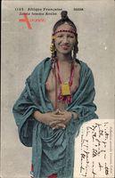 Soudan, Afrique Francaise, Jeune femme Arabe, Junge Araberin, Barbusig