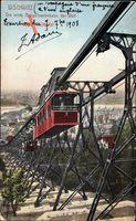 Dresden Nordost Loschwitz, Erste Bergschwebebahn der Welt