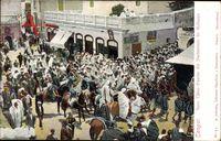 Tanger Marokko, Soco Chico Pascua del Nacimiento de Mahoma, Reiter